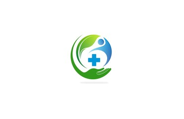 medical care family logo