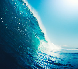 Wall Mural - Wave