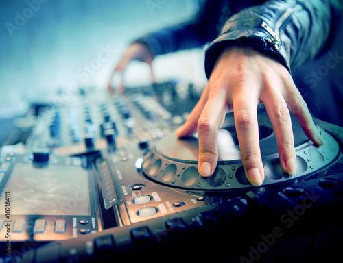 Platine dj mix mixage cd dance dance floor musique titre for 1234 get on the dance floor dj mix