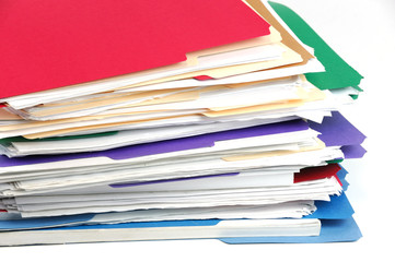 stacking documents