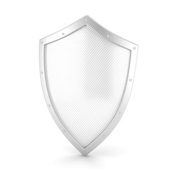 shield icon on white