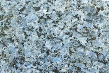 Polished grey grain granite as background