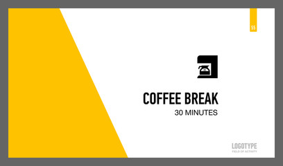 Coffe Break Presentation Slide 3