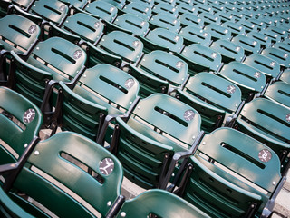 Sports Stadium Seats Photo