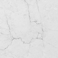 White marble texture with natural pattern.
