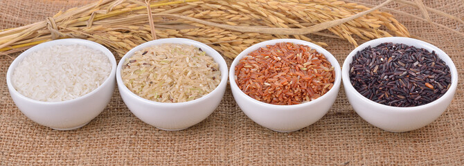 rice variety for healthy