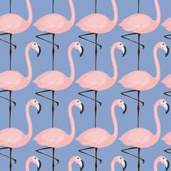 tender flamingo pattern