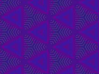 Абстрактный фиолетовый фон с фигурами.