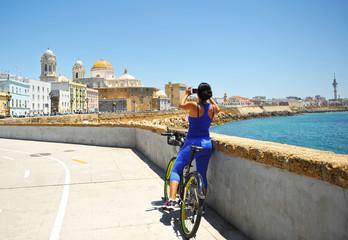 Cádiz en bicicleta
