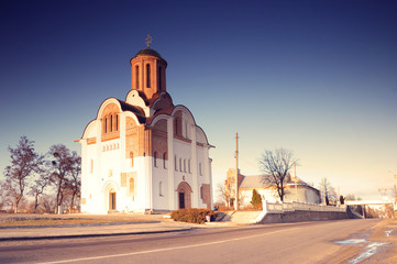 Church in Bila Tserkva, Ukraine