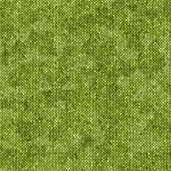 Fabric mottled green military design seamless texture