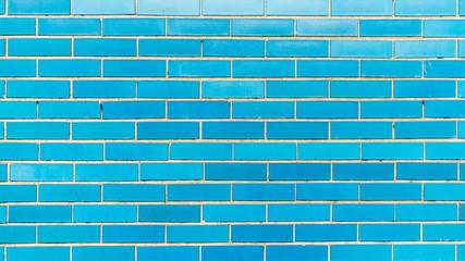 Blue Brick Wall 3