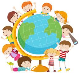Children around the globe