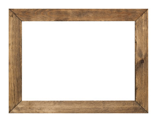 photo frame isolated