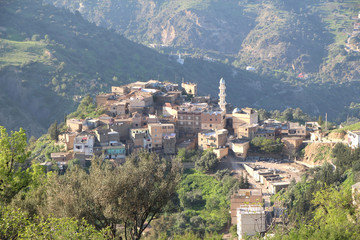 Beauté d'Algérie