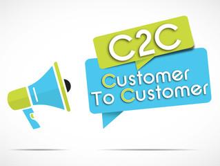megaphone : C2C