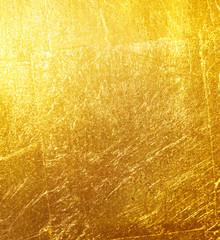 gold foil background texture.
