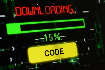 Downloading code