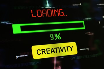 Loading creativity
