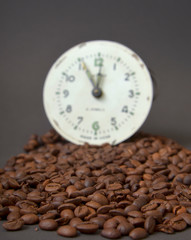 it is time for coffee