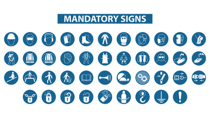 señales de obligacion