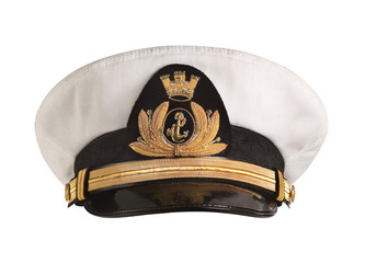 Hat naval officer Front