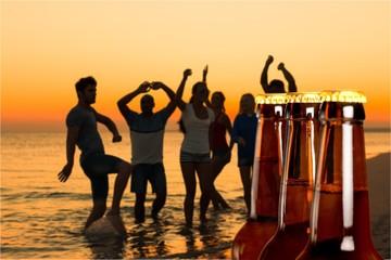 Beer Bottle.