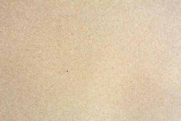Close up brown cardboard paper background and texture
