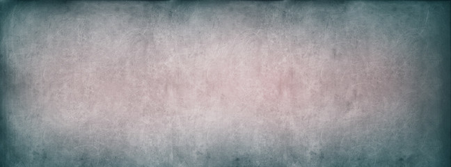 Pastel Pink Blue Faded Chalkboard Banner Texture