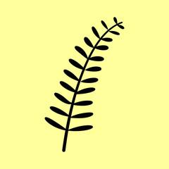 Olive branche sign