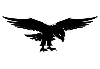 Sign of eagle.