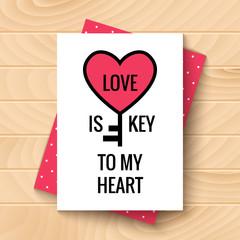 Happy Valentines Day Poster