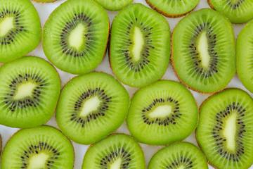 slived kiwi