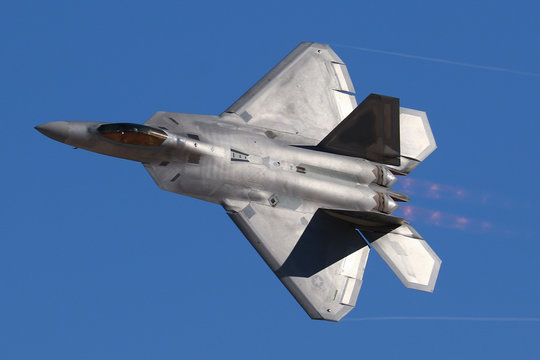 United State Air Force F-22 Raptor
