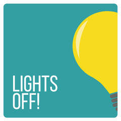 lights off design switch and devices