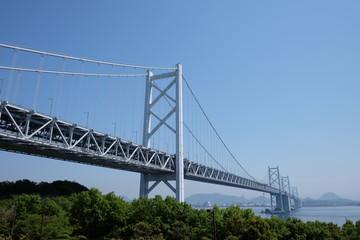 香川県 瀬戸大橋 与島パーキング