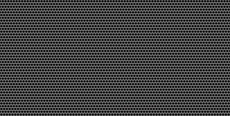flat carbon (round element)