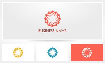 Swirl Cyclone Logo