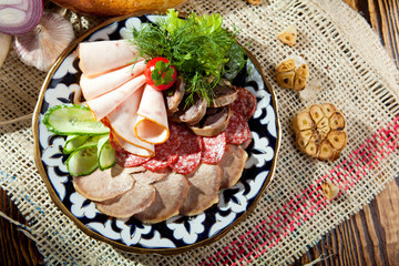 Meat Delicatessen Dish