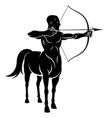 Centuar Horse Man