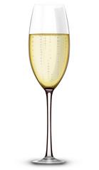 Verre de champagne 01