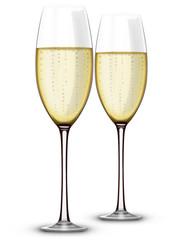 Verre de champagne 03