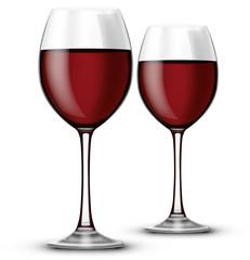Verre de vin rouge 03
