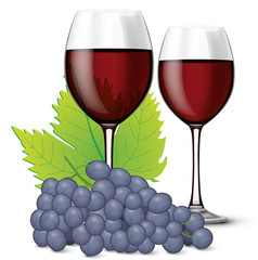 Verre de vin rouge 04