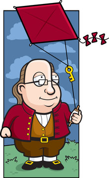 Ben Franklin Kite