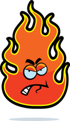 Angry Flame