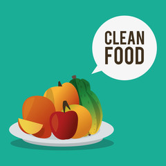 Clean food design