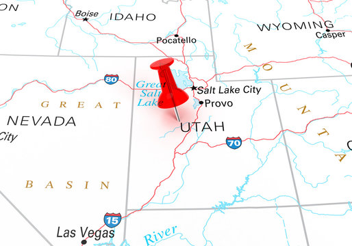 Utah Map
