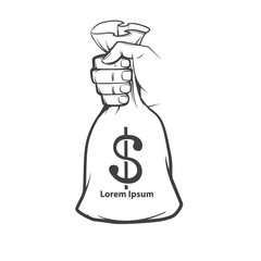 hand money hold