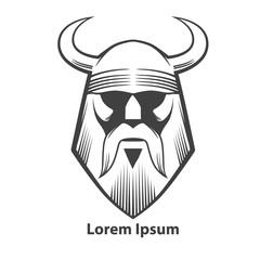 viking head logo